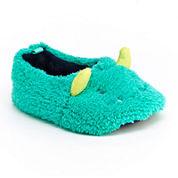 Carter's® Monster Slippers - Baby Boys