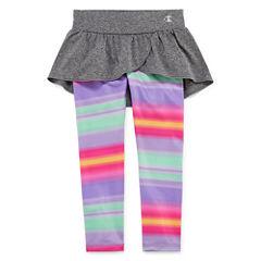 Champion Solid Knit Leggings - Toddler Girls