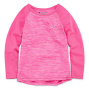Champion Girls Graphic T-Shirt-Toddler