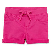 Arizona Girls Pull-On Shorts