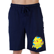Pokémon™ Pikachu Knit Pajama Shorts