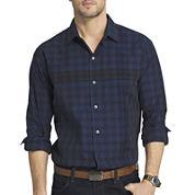 Van Heusen® Long-Sleeve Night Engineers Shirt
