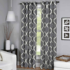 Selene Grommet-Top Curtain Panel