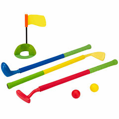 Poof My 1st Sports Golf 6-pc. Combo Game Set