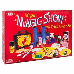 Ideal Mega Magic Show Kit Unisex 12-pc. Dress Up Accessory