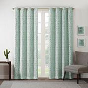 Arlo Blackout Grommet-Top Curtain Panel