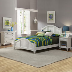 Dawson Bed, Nightstand and Chest
