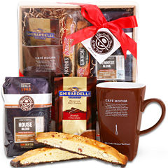 Alder Creek Coffee Bean & Tea Leaf Delights Gift Set