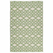 Kaleen Brisa Scroll Positive Rectangle Rugs