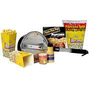 Wabash Valley Farms™ Open-Fire Outdoor Popcorn™ Popcorn Party Set