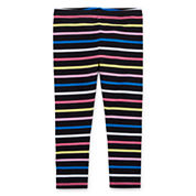 Okie Dokie Solid Cotton Leggings - Baby