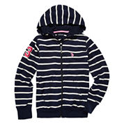 U.S. Polo Assn. Girls Hoodie-Big Kid