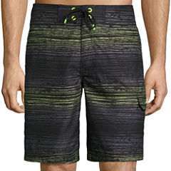 Speedo Sketch Ombre Plaid E Board