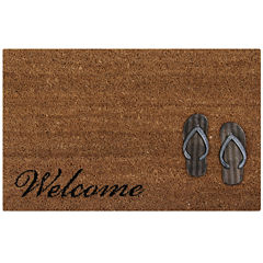 Better Trends Sandals Doormat - 18