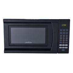 Sunbeam 0.7 Cu Ft Counter Microwave