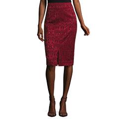 Worthington Pencil Skirt Petites