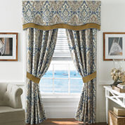 Croscill Classics® Wainscott 2-Pack Curtain Panels