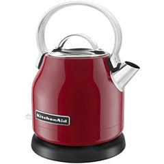 KitchenAid® Small Space Electric Kettle KEK1222
