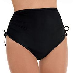 Trimshaper Solid Brief Swimsuit Bottom