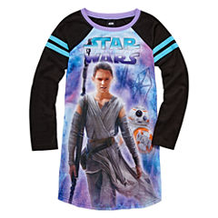 Star Wars Nightgown-Big Kid Girls