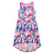 Okie Dokie Sleeveless Maxi Dress - Preschool