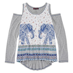 Tempted Girls Tunic Top - Big Kid Girls
