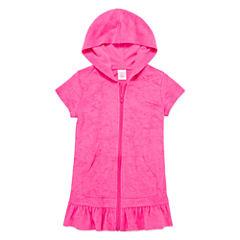 Okie Dokie Girls Pattern Dress-Preschool