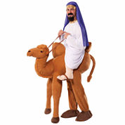 Ride A Camel Dress Up Costume
