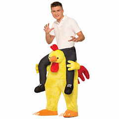 Buyseasons Adult Chicken Fight Dress Up Costume