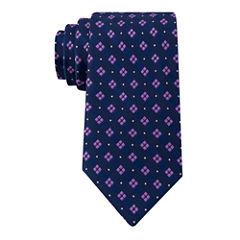 Stafford Boardroom Diamond Dot Tie