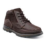 Nunn Bush® Pershing Mens Leather Hiking Boots
