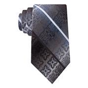 Van Heusen Medallion Ombre Stripe Tie