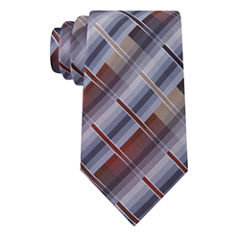 Van Heusen Soft Shaded Plaid Tie