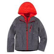 Softshell Vestee Jacket- Preschool Boys- 47