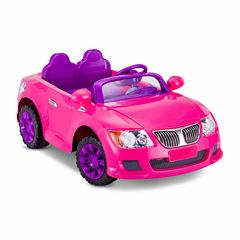 KidTrax Cool Car 12V Electric Ride-on