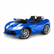 KidTrax Dodge Viper SRT 12V Electric Ride-on