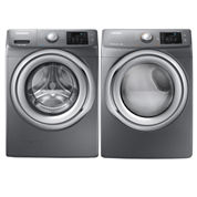 Samsung Top Load 2-pc. Gas Washer and Dryer Set