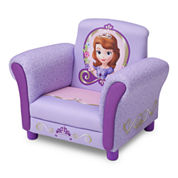 Disney Sofia the First Upholstered Chair
