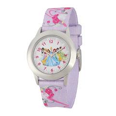 Disney® Princess Girls Strap Watch