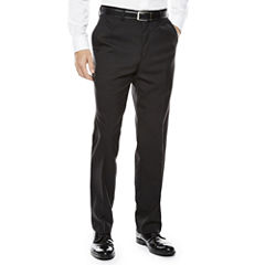 Louis Raphael® Flat-Front Merino Wool Dress Pants - Classic Fit
