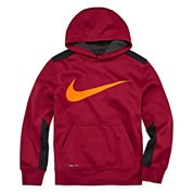 Nike® Therma-FIT Fleece Hoodie - Boys 8-20