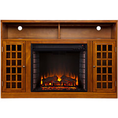 Gillen Media Electric Fireplace