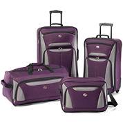 American Tourister® Fieldbrook 4-pc. Luggage Set