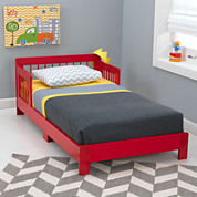 KidKraft® Houston Toddler Bed - Red