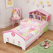 KidKraft® Dollhouse Toddler Bed