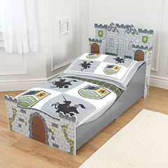 KidKraft® Medieval Castle Toddler Bed