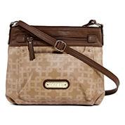 Rosetti Triple Play Scout Mini Crossbody Handbag