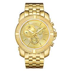 JBW Womens Two Tone Bracelet Watch-J6330d