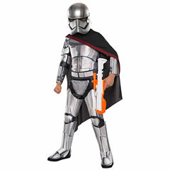 Star Wars:  The Force Awakens - Kids Captain Phasma Super Deluxe Costume - Small