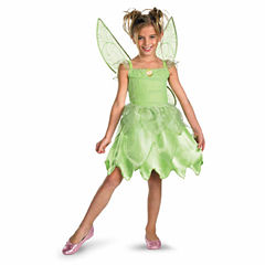 Buyseasons Tink And The Fairy 2-pc. Tinker Bell Dress Up Costume